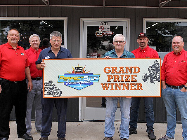 Perfect Stop® Powersports Sweepstakes Winners Wrap Up Perfect Summer